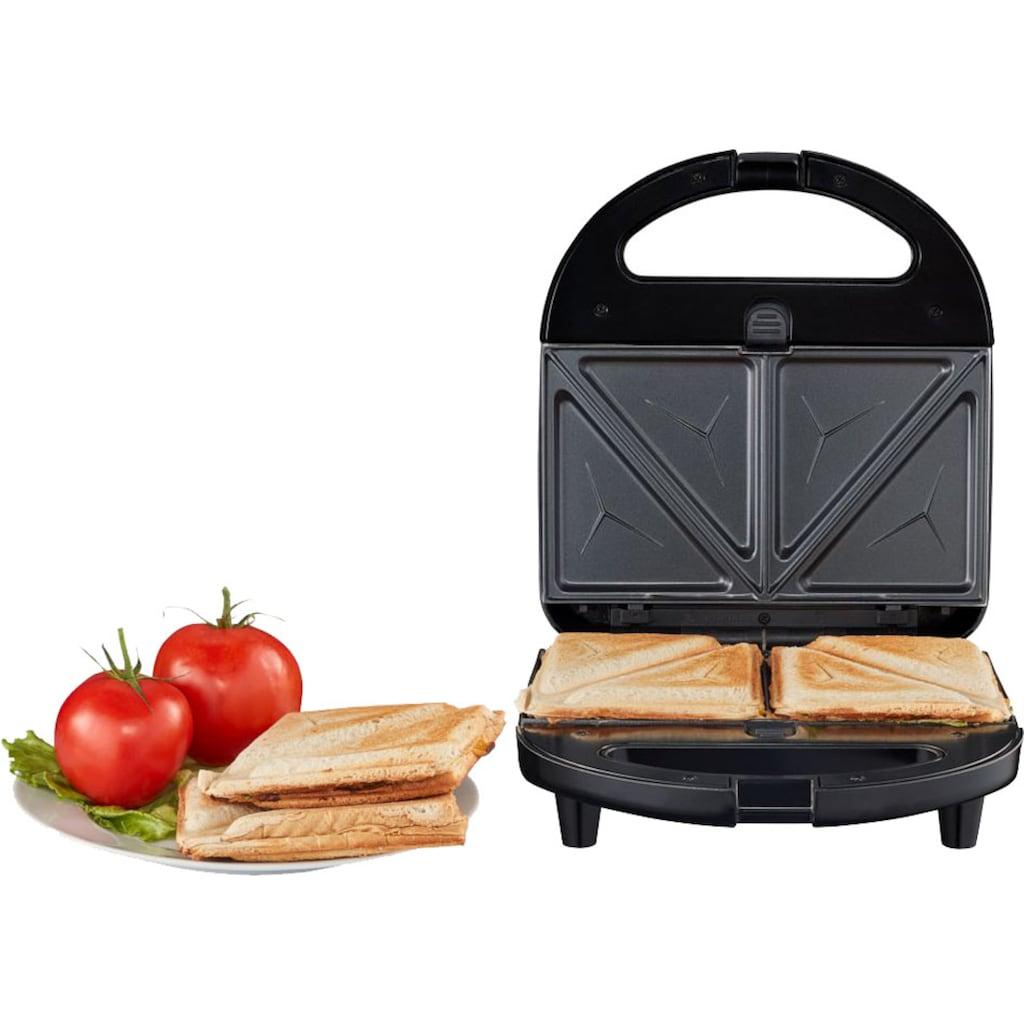Medion® 3-in-1-Sandwichmaker »MD 19788«, 750 W
