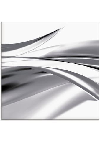 Artland Glasbild »Schöne Welle  -  Abstrakt« kaufen