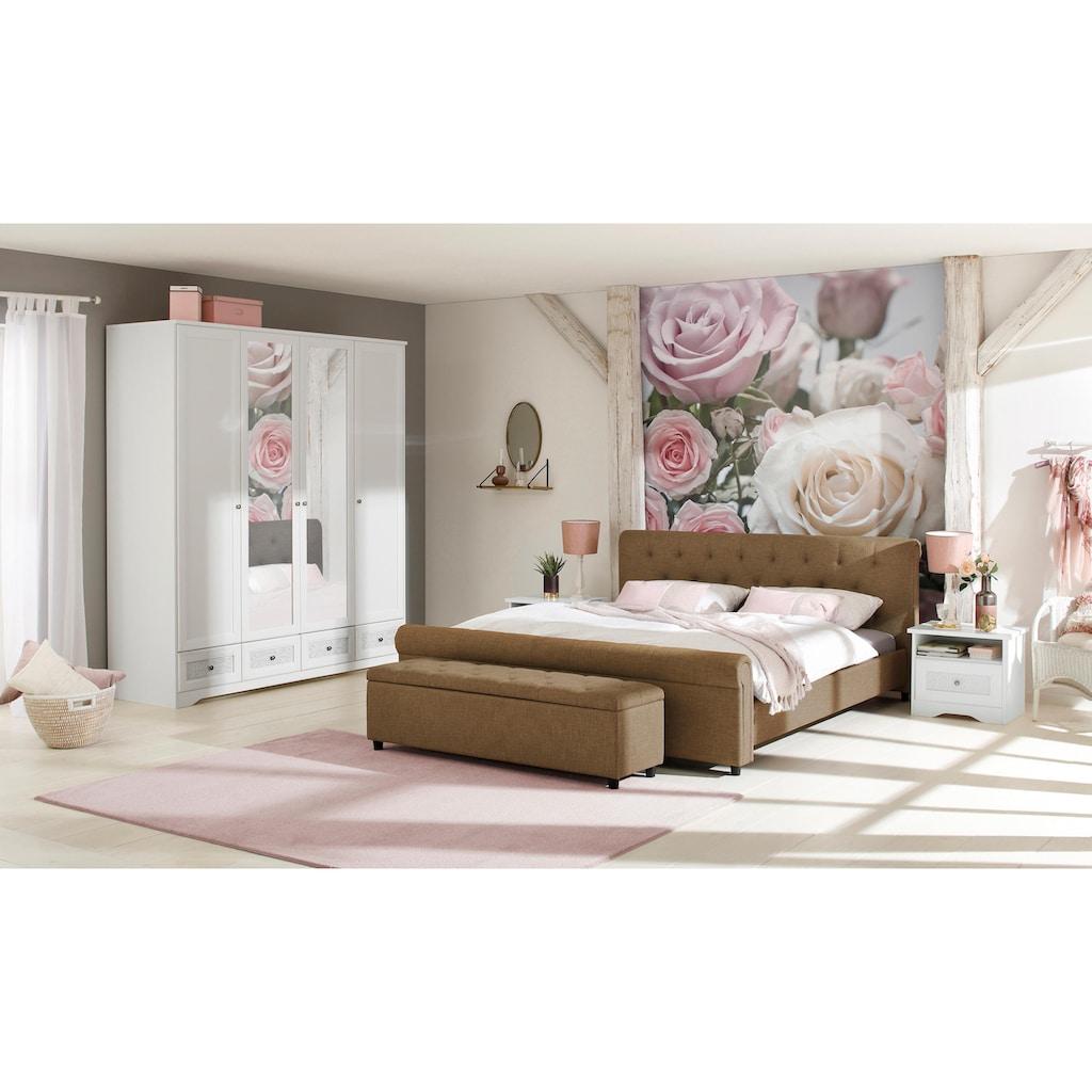 Home affaire Polsterbank »Goronna«, in 5 verschiedenen Farben und 2 Größen, Sitzhöhe 41,5 cm