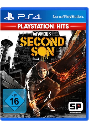 PlayStation 4 Spiel »inFamous Second Son«, PlayStation 4, Software Pyramide kaufen