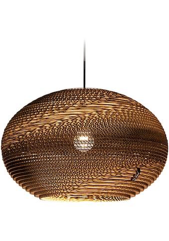 think paper Hängeleuchte »Classy 440«, E27, 1 St., einzigartige Deckenlampe, LED Hängeleuchte, Papierdesgn Lampe, Handarbeit aus Papier kaufen