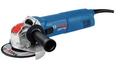 Bosch Professional Winkelschleifer »GWX 14-125« kaufen