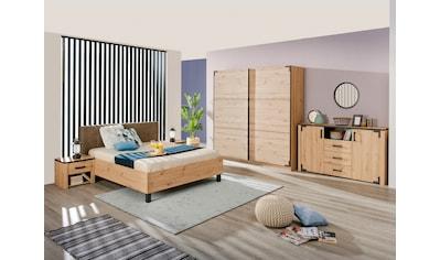 Schlafzimmer-Set »Lazio«, (Set, 4 St.) kaufen