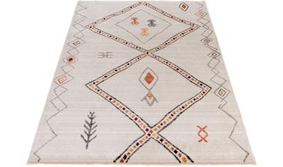Teppich, »Mystic 2360«, Sehrazat, rechteckig, Höhe 9 mm, maschinell gewebt kaufen