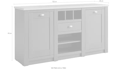 Home affaire Sideboard »Cambridge« kaufen