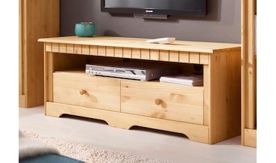 Home affaire Lowboard »Pöhl«, 120 cm breit kaufen