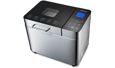 Medion® Brotbackautomat »MD 10241«, 25 Programme, 650 W, 25 Programme, Edelstahlgehäuse kaufen
