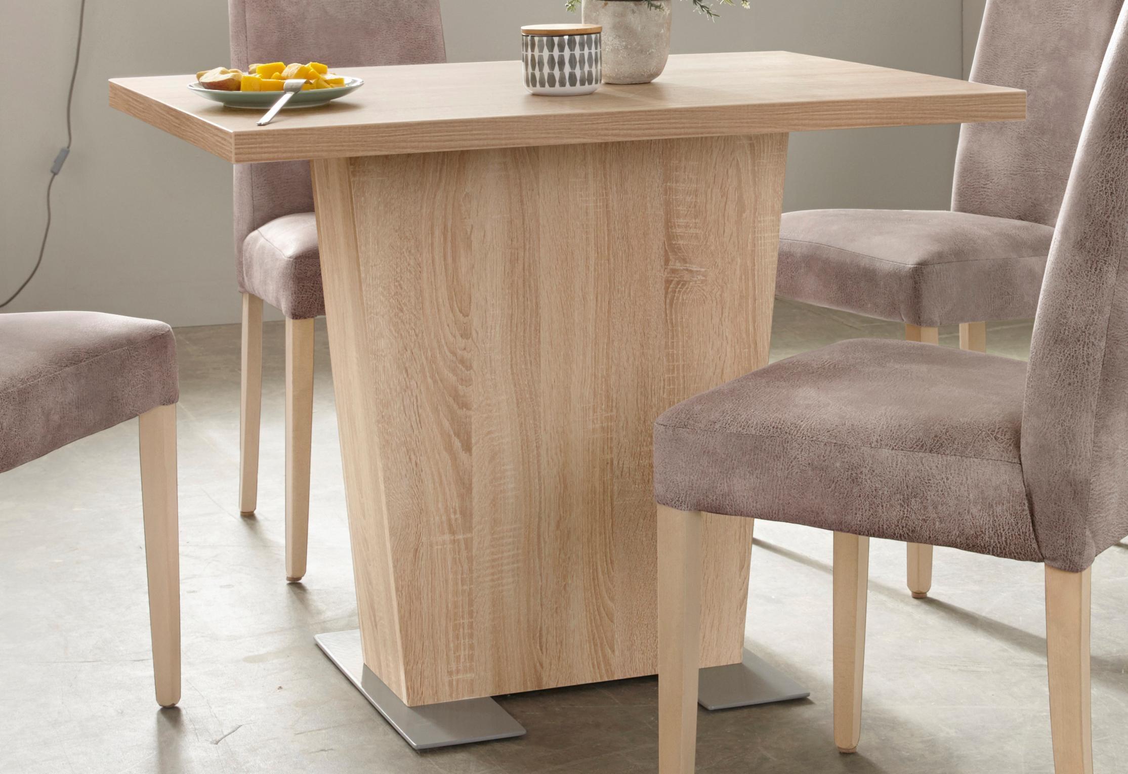 Säulen-Esstisch Carola Wohnen/Möbel/Tische/Esstische/Säulentische