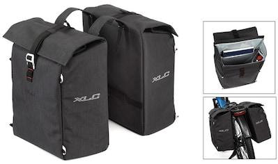 XLC Gepäckträgertasche »Doppelpacktasche« kaufen