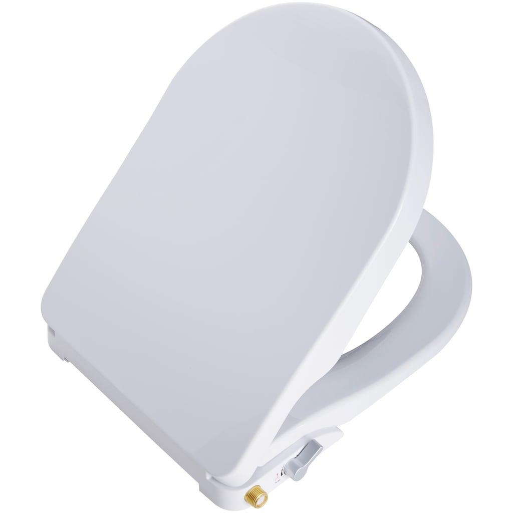 ADOB WC-Sitz »FP104«, Dusch-WC-Aufsatz