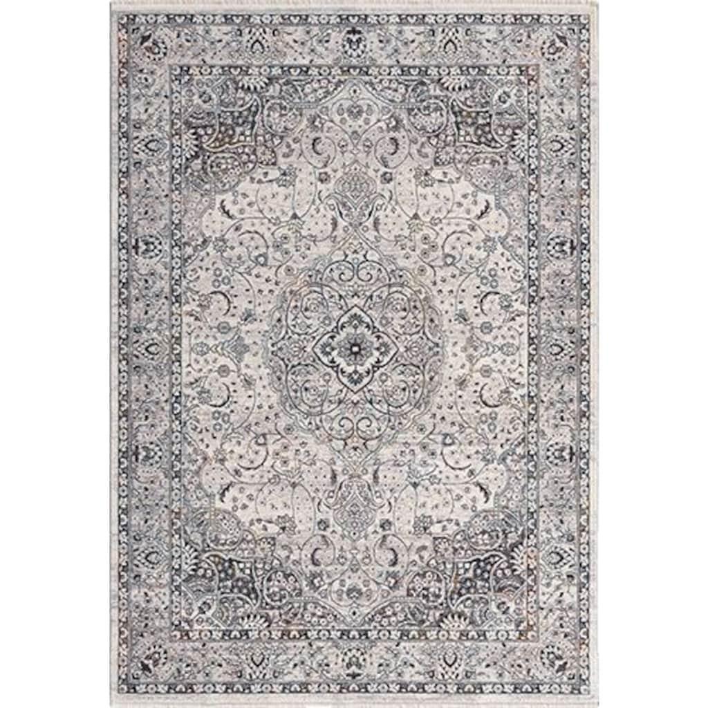 merinos Teppich »Almeras 23634«, rechteckig, 8 mm Höhe