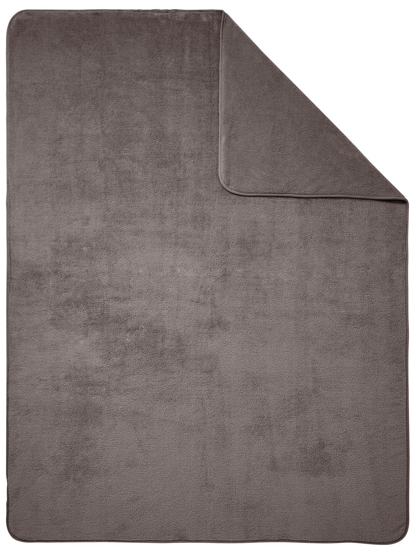 S.Oliver Wohndecke Wohnen/Wohntextilien/Decken/Kunstfaserdecken