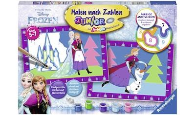 Ravensburger Malen nach Zahlen »Disney Frozen, Die Eiskönigin«, Made in Europe, FSC® -... kaufen