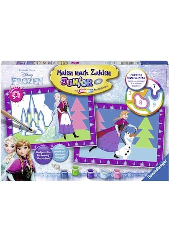 """Ravensburger Malen nach Zahlen """"Disney Frozen, Die Eiskönigin"""" kaufen"""