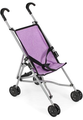 CHIC2000 Puppenwagen »Mini-Buggy, melange lila« kaufen