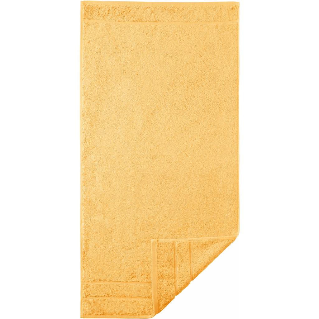 Egeria Badetuch »Prestige«, (1 St.), in Uni mit Bordüre
