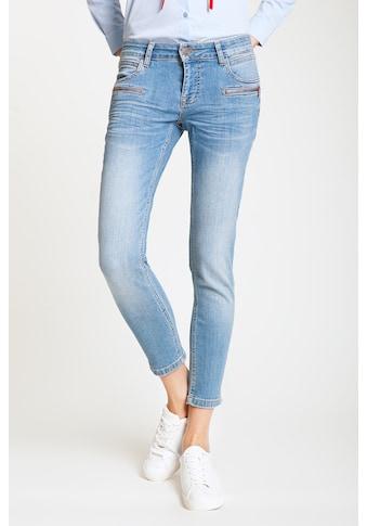 BLUE FIRE Jeanshose im Skinny Fit - Schnitt kaufen