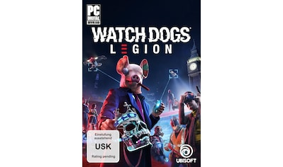 Watch Dogs: Legion PC kaufen