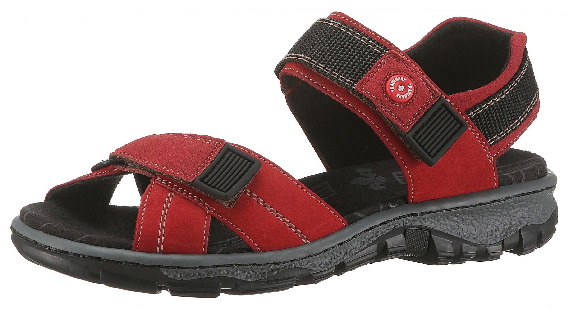 Outdoor Sandalen Damen Damenmode Schuhe Outdoorsandale Sandale Rieker Details Zu lJFc3K1T