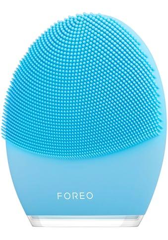 FOREO Elektrische Gesichtsreinigungsbürste »LUNA 3«, Oily Skin kaufen