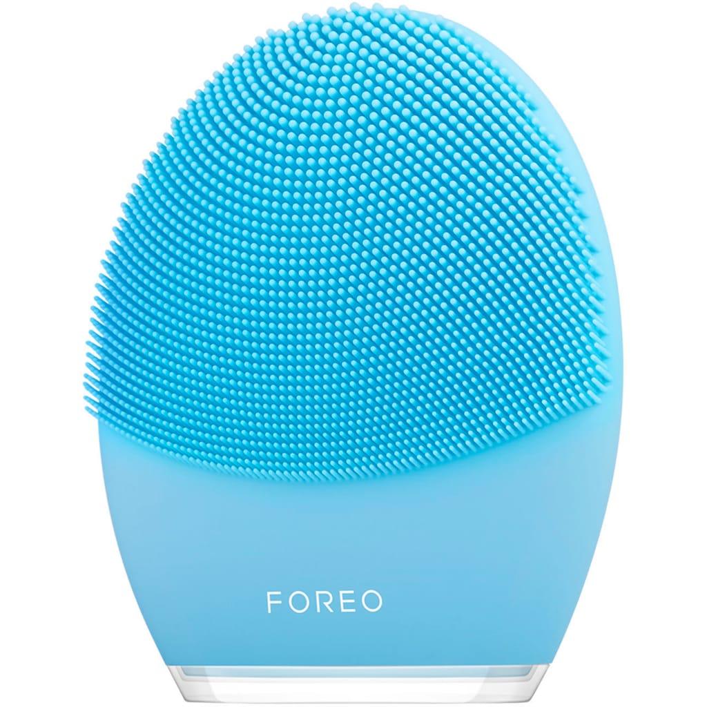 FOREO Elektrische Gesichtsreinigungsbürste »LUNA 3«, Oily Skin
