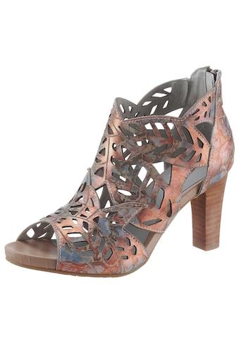 LAURA VITA Sandalette »Alcbaneo«, mit schönem Metallic-Schimmer kaufen
