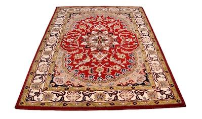 Theko Exklusiv Teppich »Nain«, rechteckig, 12 mm Höhe, Orient-Optik, Wohnzimmer kaufen