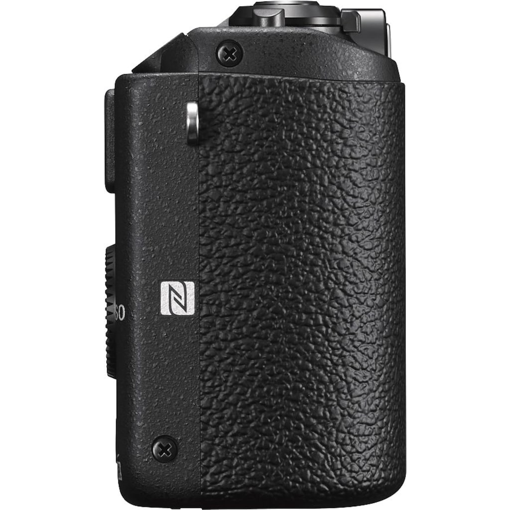 Sony »Alpha ILCE-5100Y« Systemkamera (SEL-P1650, SEL-55210, 24,3 MP, WLAN (Wi-Fi) NFC)