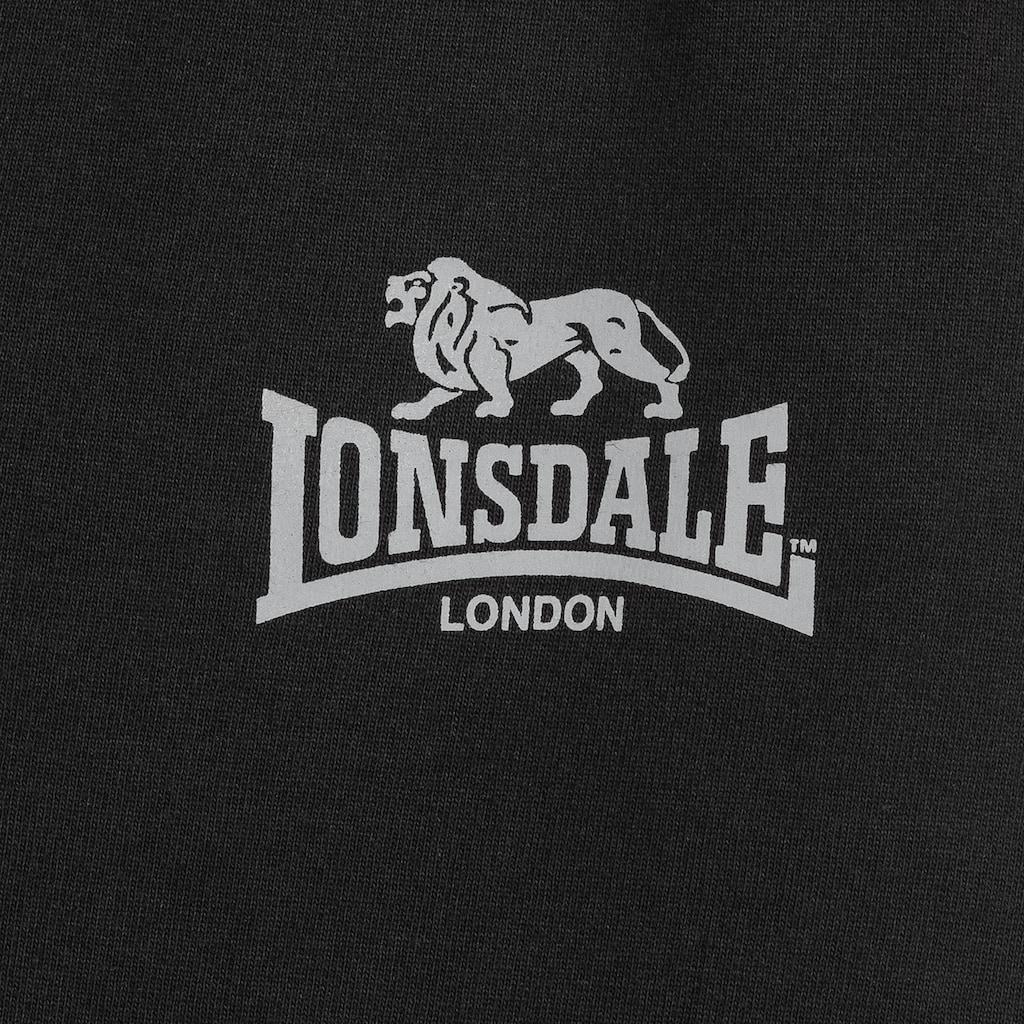 Lonsdale Sweathose »WANSFORD«, mit hohem Tragekomfort