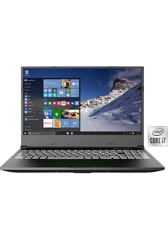 XMG CORE 15  -  E20 Notebook (39,62 cm / 15,6 Zoll, Intel,Core i7, 500 GB SSD) kaufen