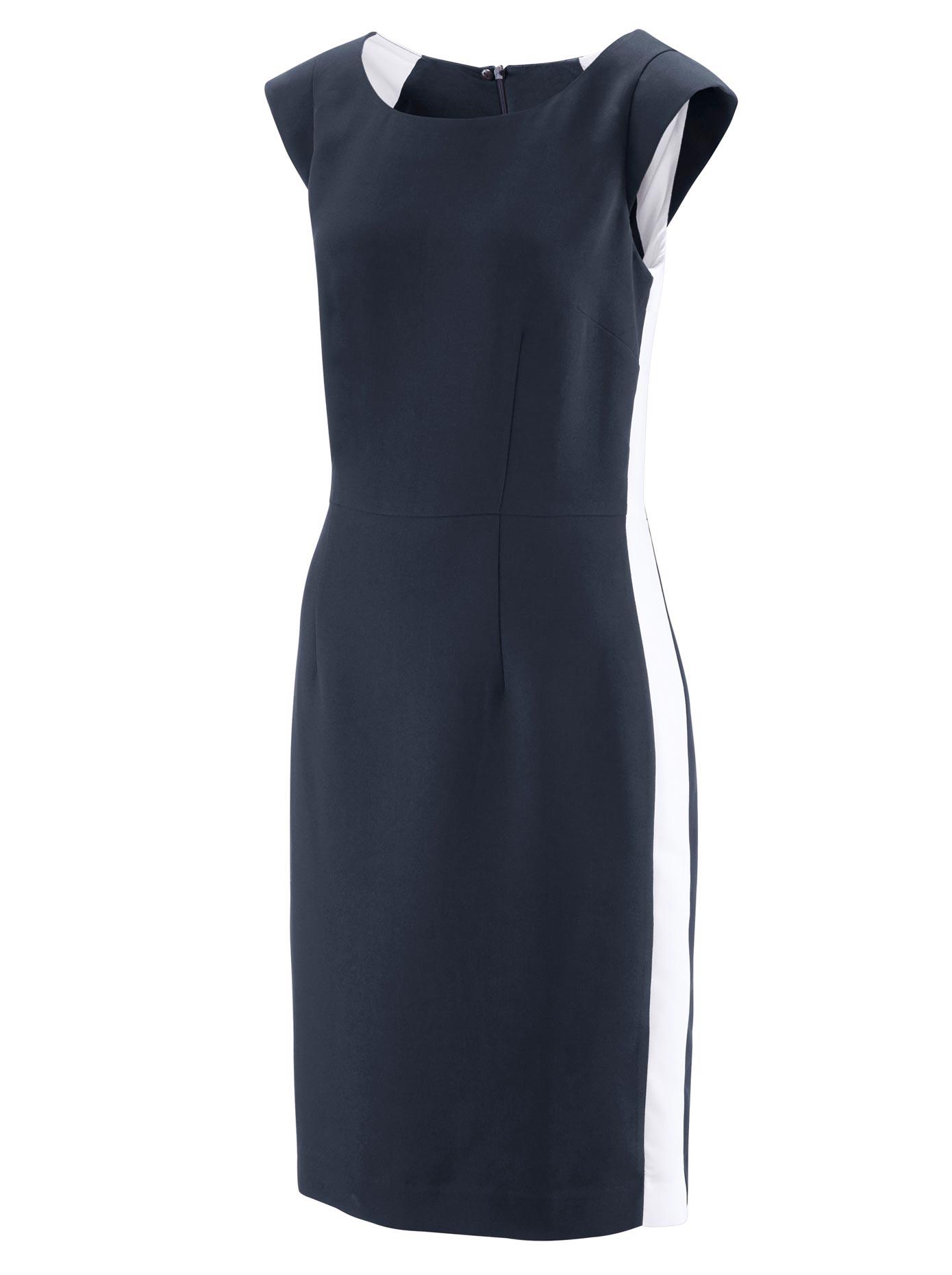 création L Kleid in Etui-Form