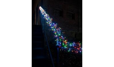 KONSTSMIDE LED-Lichterkette, 960 St.-flammig, Micro LED Büschellichterkette Cluster,... kaufen