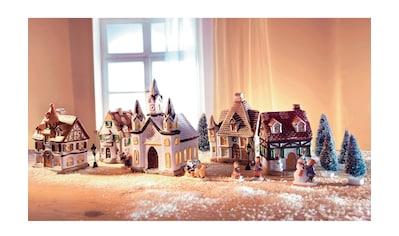 Home affaire Weihnachtsdorf, mit Lichterkette kaufen