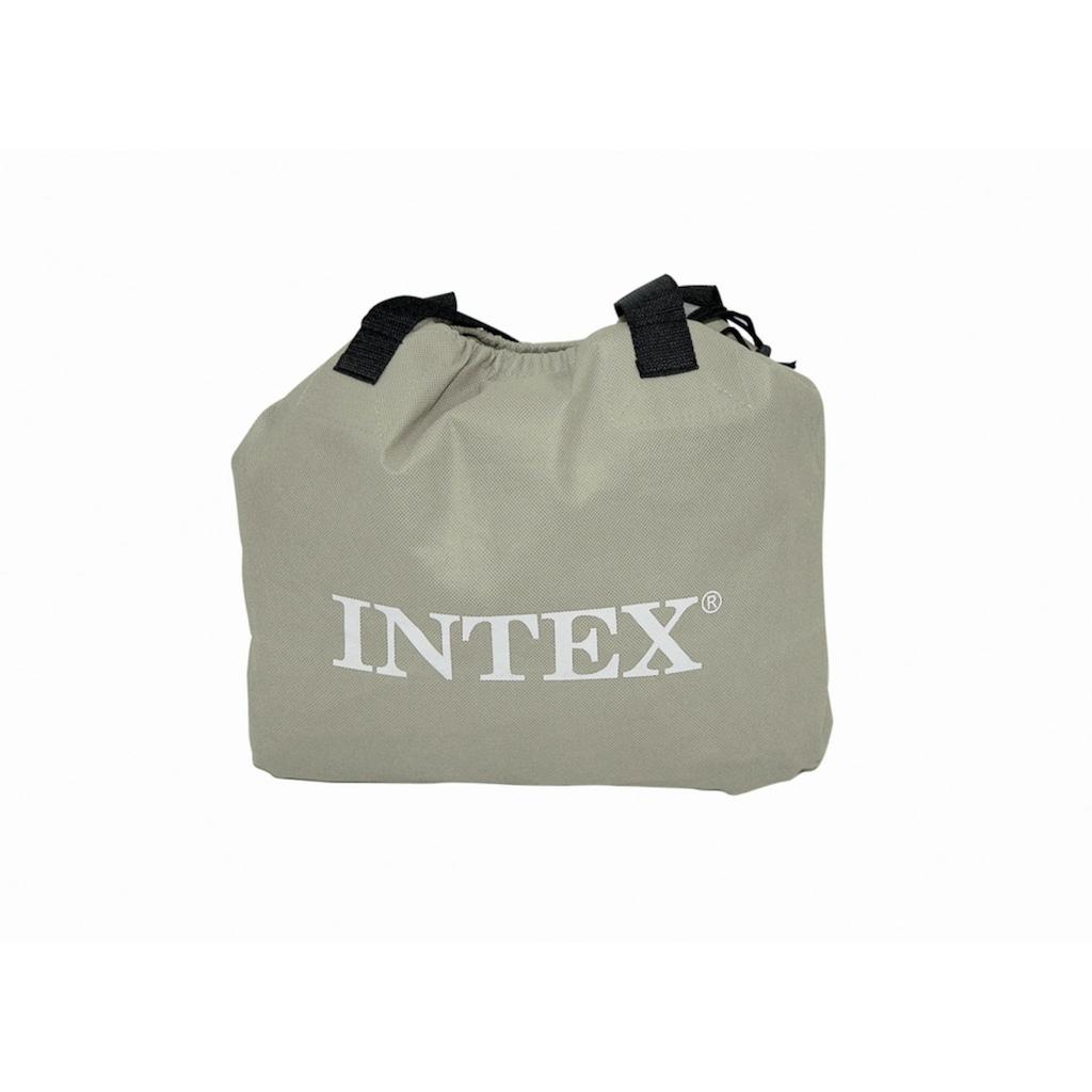 Intex Luftbett »Comfort-Plush Elevated Air Kit Twin«