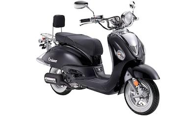 Luxxon Motorroller »Cruiser«, 50 cm³, 45 km/h, Euro 5, 3 PS kaufen