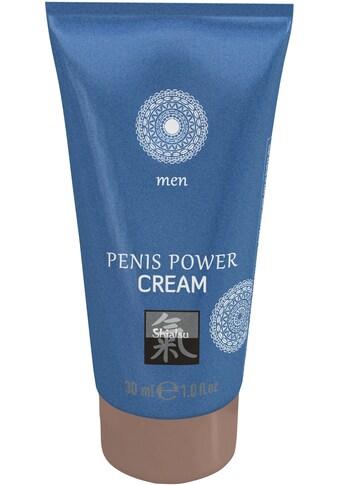 Shiatsu Intimcreme, Penis Power Cream kaufen