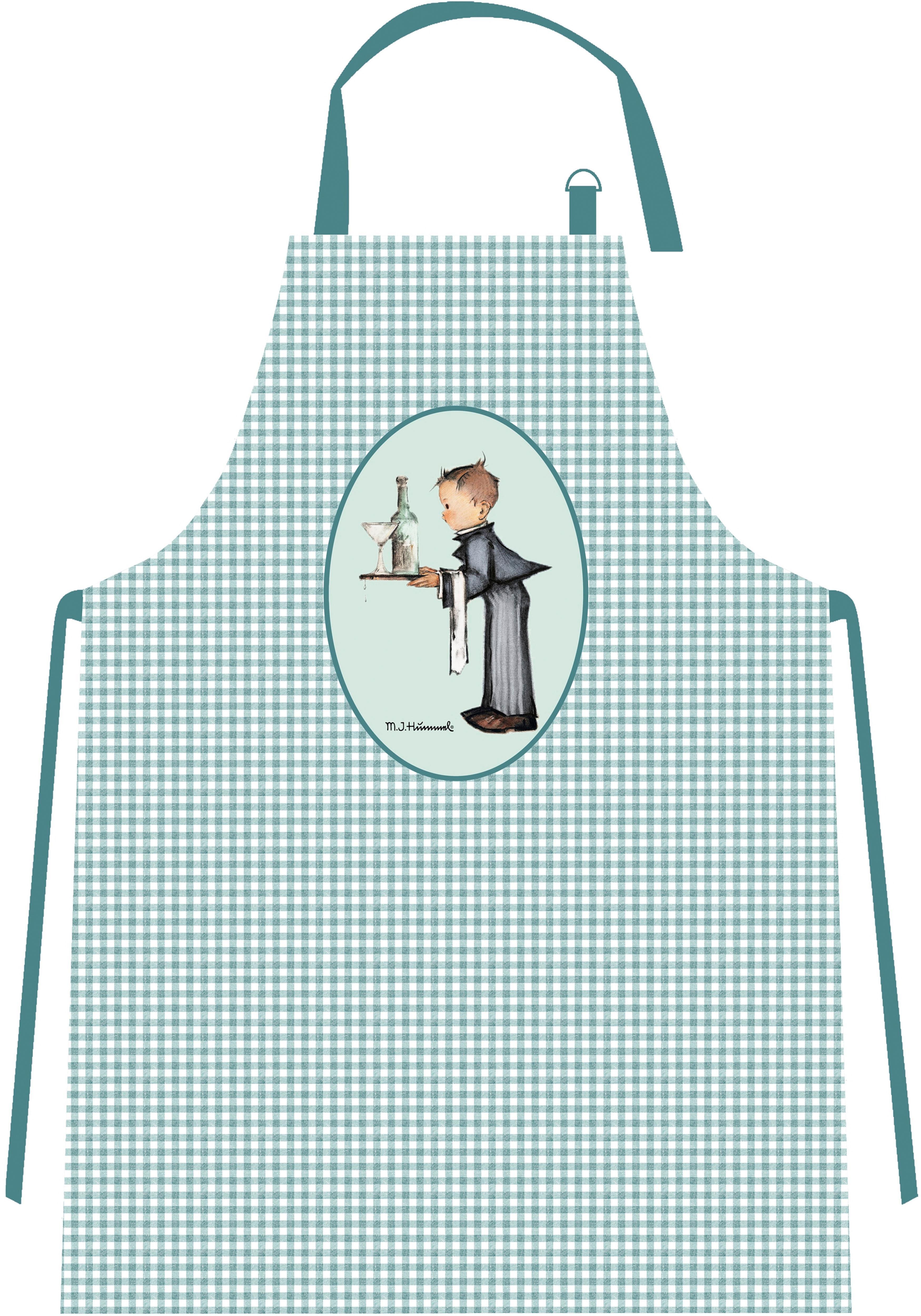 """M.I. Hummel MI Hummel Kochschürze """"Herr Ober"""" (1-tlg) Wohnen/Haushalt/Haushaltswaren/Kochen & Backen/Küchenschürze und Kochschürze"""