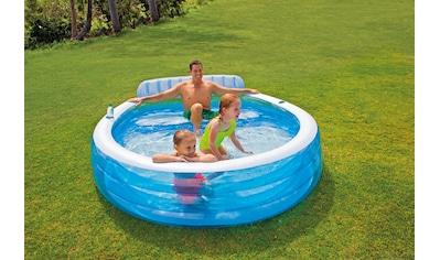 Intex Pool »Swim Center Family Lounge«, für Kinder, BxLxH: 218x229x79 cm kaufen