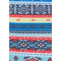KangaROOS Jerseykleid, im trendigen ethno Print