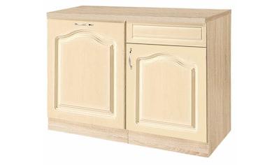 wiho Küchen Spülenschrank, 110 cm breit, inkl. Tür für Geschirrspüler kaufen