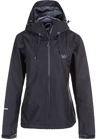 WHISTLER Softshelljacke »BROOK W Shell Jacket W-PRO 15000«, mit praktischer Kapuze kaufen