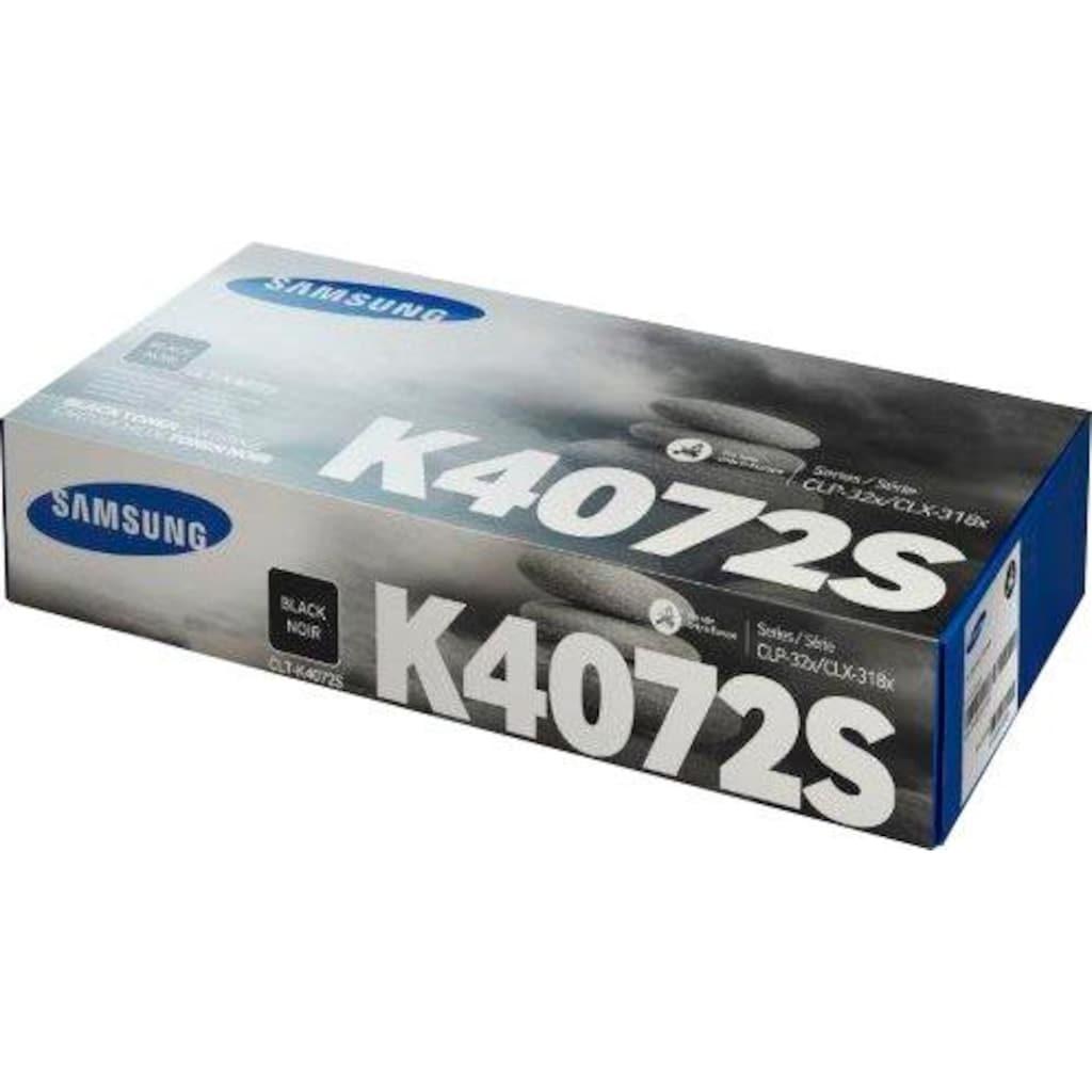 Samsung Tonerpatrone »CLT-K4072S, original, SU128A, schwarz«