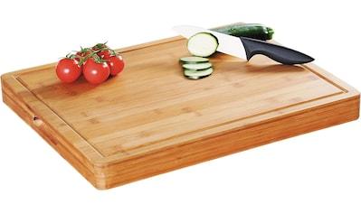 KESPER for kitchen & home Tranchierbrett, Gr. 50 x 40 cm kaufen