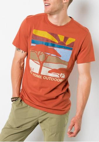 Jack Wolfskin T - Shirt »SAVANNAH T M« kaufen