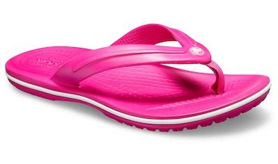 Crocs Zehentrenner »Crocband Flip GS« kaufen