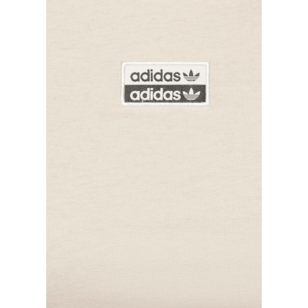 adidas Originals Crop-Top »R.Y.V. CROPPED«