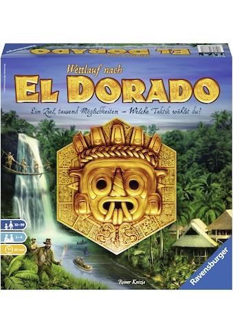 Ravensburger Spiel »Wettlauf nach El Dorado«, Made in Europe, FSC® - schützt Wald - weltweit kaufen