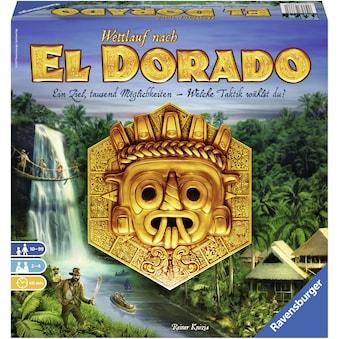 """Ravensburger Spiel, """"Wettlauf nach El Dorado"""" kaufen"""