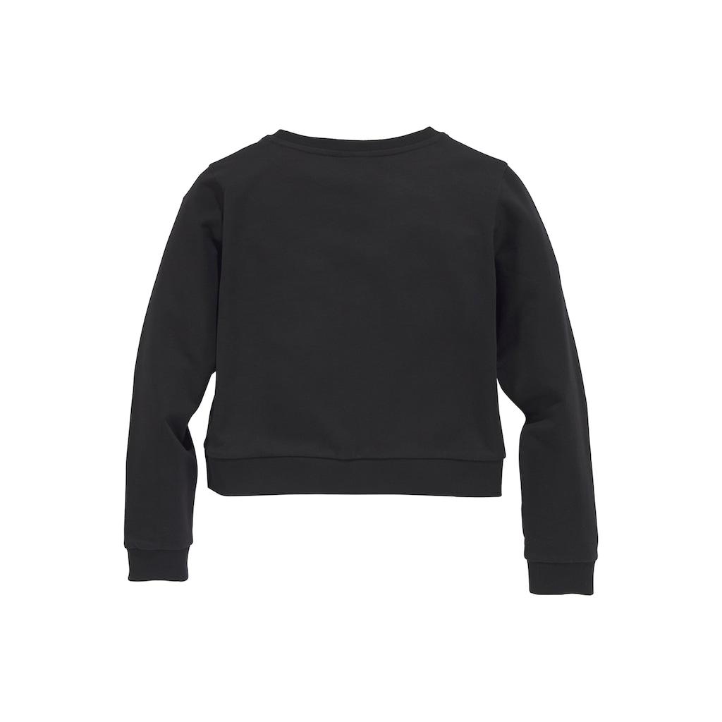 KIDSWORLD Sweatshirt, in kurzer Form