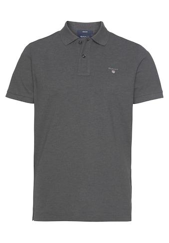 Gant Poloshirt »THE ORIGINAL PIQUE RUGGER« kaufen